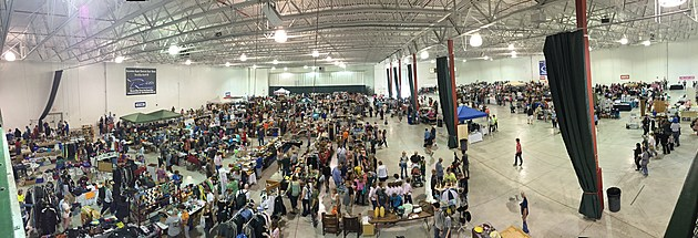 Lafontaine Ford Lansing >> World's Largest Yard Sale 2016   100.7 WITL   Today's Best Country   Lansing, Michigan