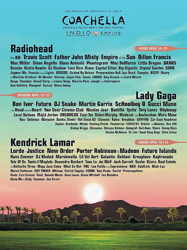 Coachella-GAGA