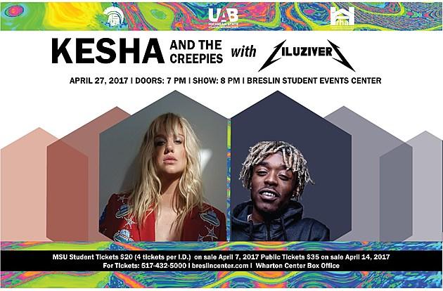 Kesha with lil uzi vert
