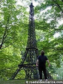 Eiffel Tower Michigan.