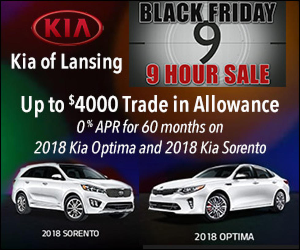 Large Live At Kia Of Lansing S Black Friday 9 Hour Sale