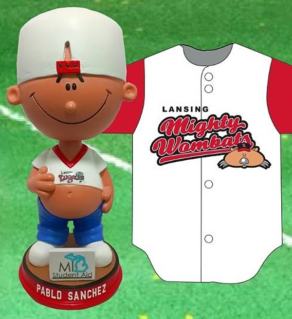 Lansing Lugnuts: Backyard Baseball Night Saturday August 18th
